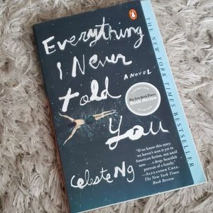 Other - EVERYTHING I NEVER TOLD YOU: A NOVEL by Celeste Ng